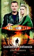 Doctorwho_luolamies_lontoossa_kirja
